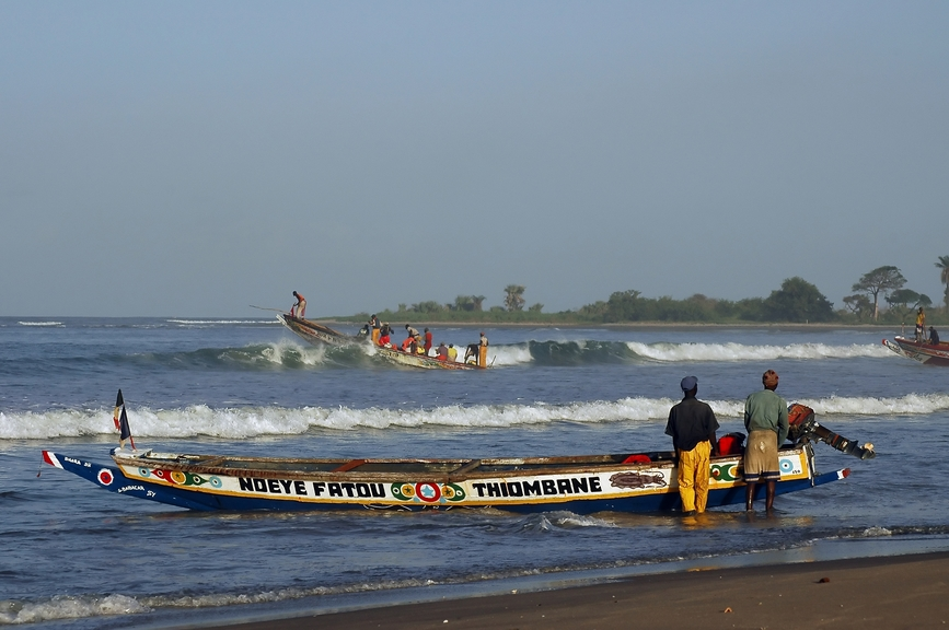 Gambia C5LT Tourist attractions