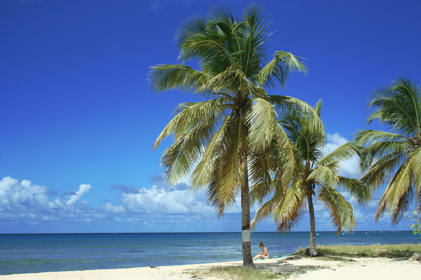 Guadeloupe FG/HB9AOF DX News