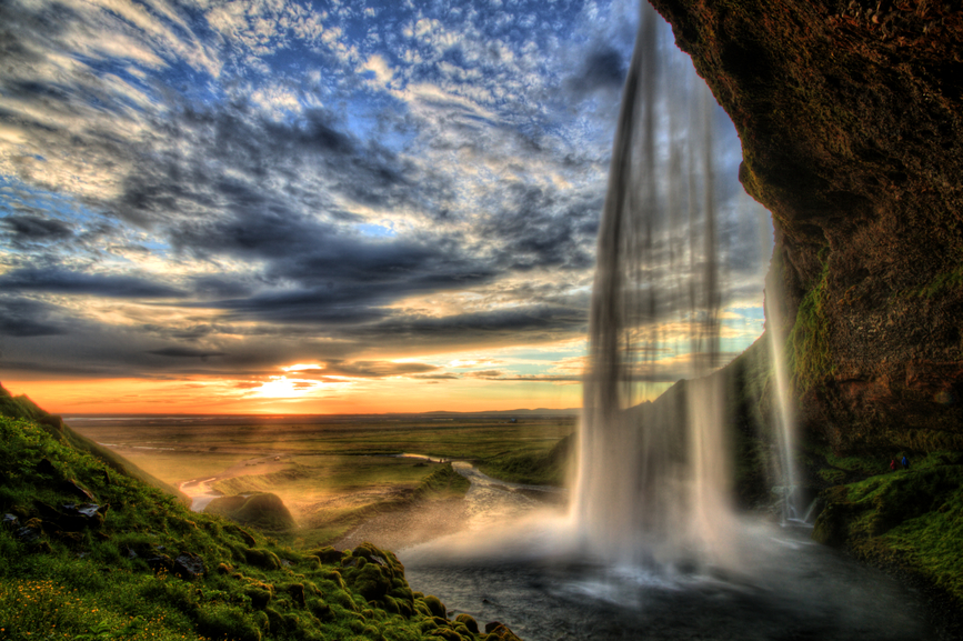 Iceland TF/NA8O Tourist attractions
