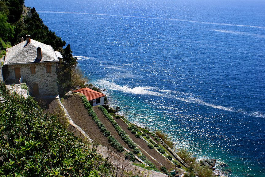 Mount Athos SV2/YL7A Tourist attractions