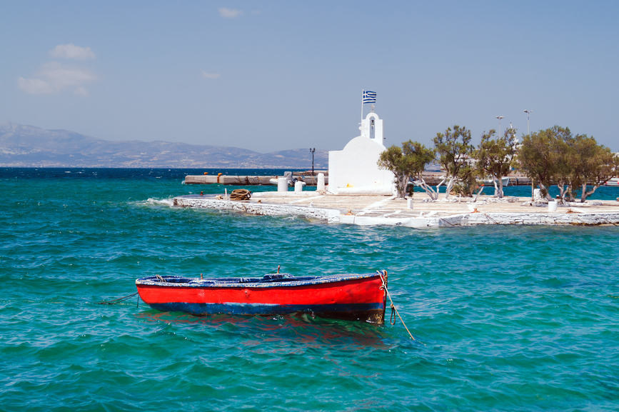 Naxos Island SV8/IW2NEF Tourist Attractions
