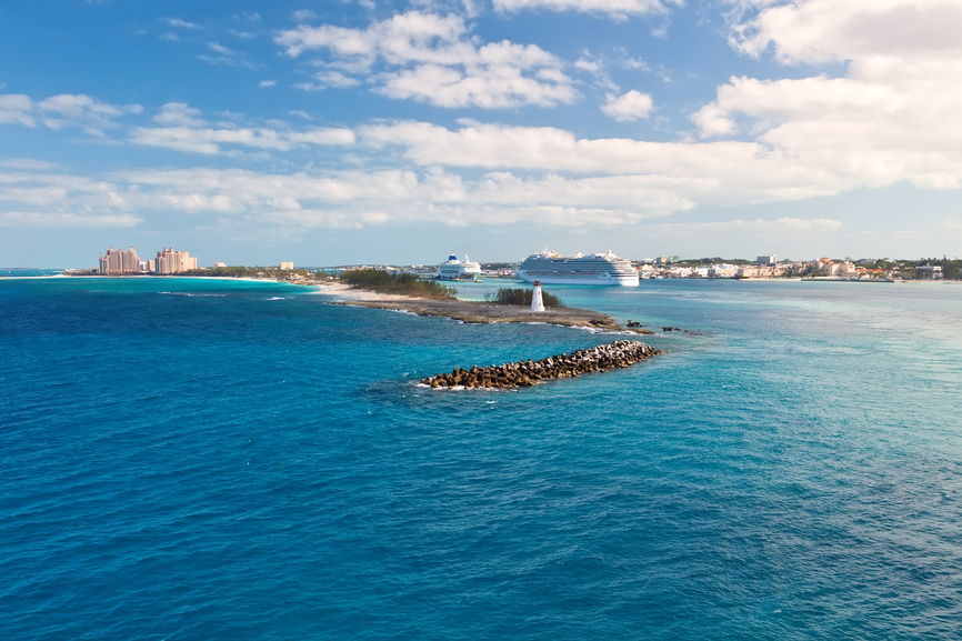 New Providence Island C6AYS Bahamas Tourist Attractions