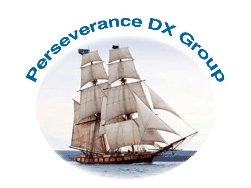 Perseverance DX Group Logo