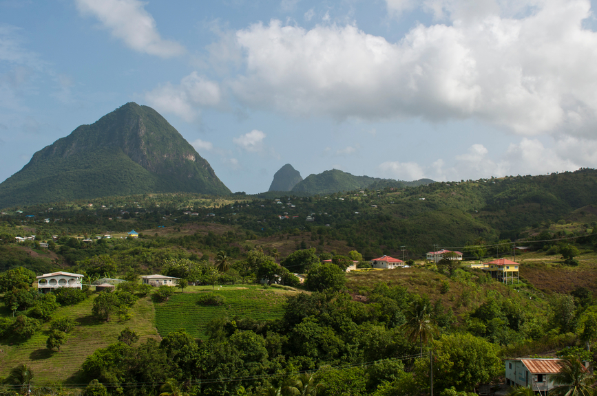 Saint Lucia Island J6/F9IE DX News