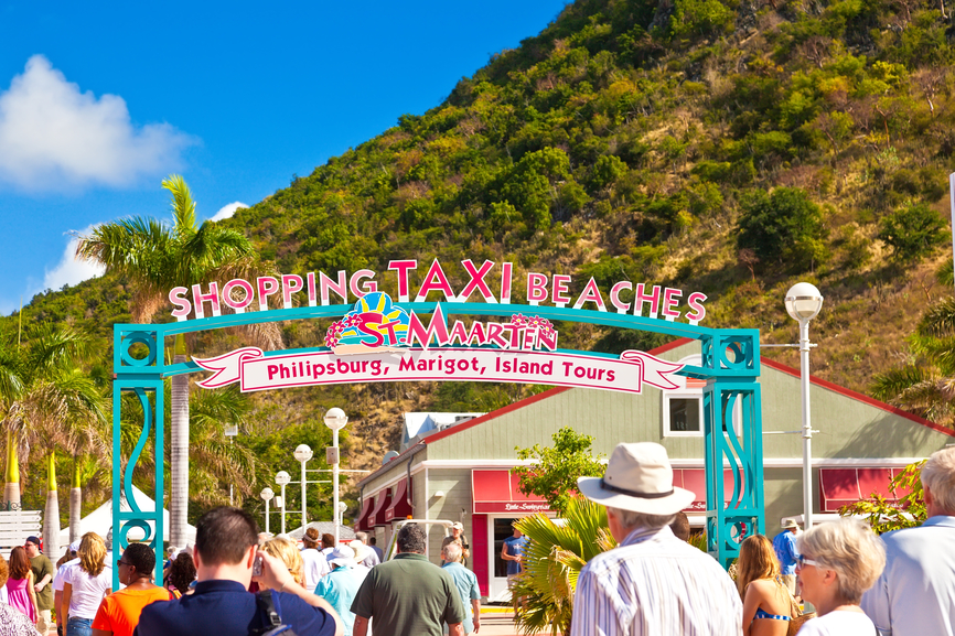 Sint Maarten Island PJ7/K4BDR Tourist attractions