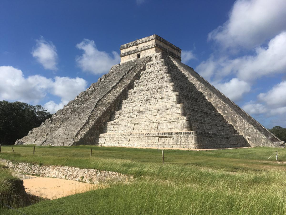 XE1RCS Mayan Mexican Magic, Mexico. Tourist attractions spot