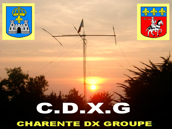 Houat Island TM2H Charente DX Group