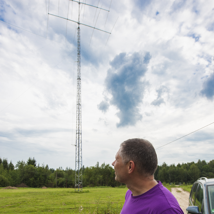 Lithuania LY9Y LY7Z Antennas
