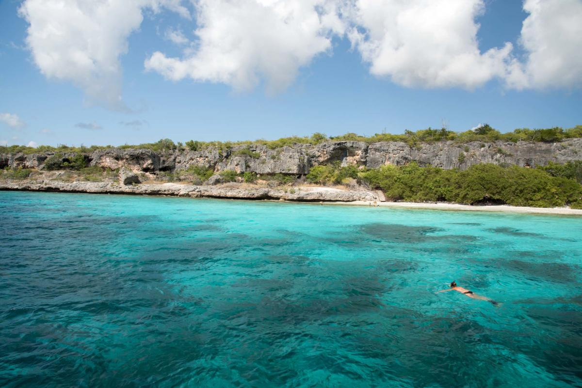 PJ4/N2HX Bonaire Island Tourist attractions spot