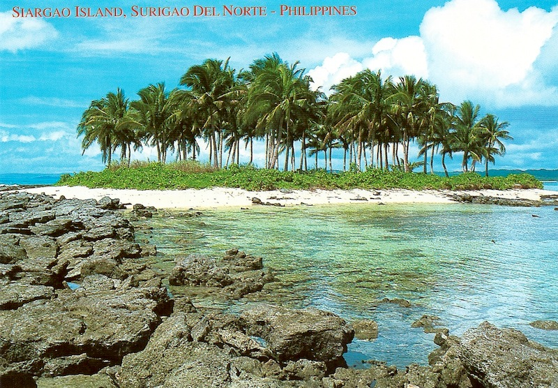 Siargao Island DU9/SP5APW Tourist attractions spot