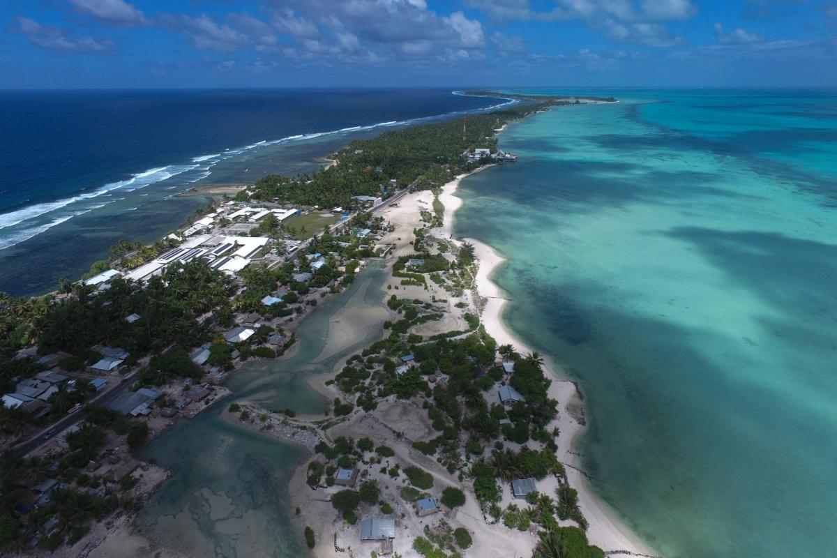 T30L Kiribati DX News