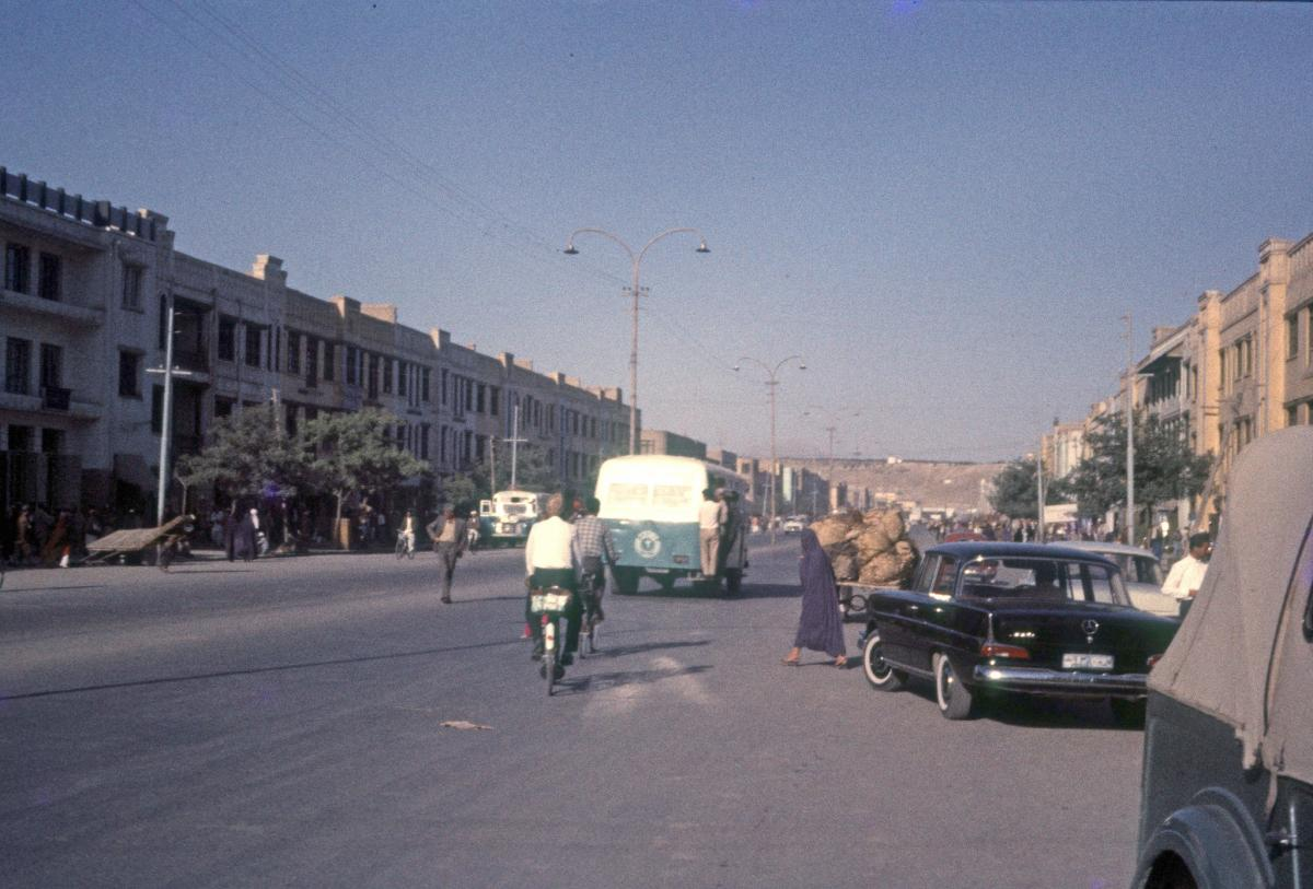 T6A T6AA Main street, Kabul Afghanistan Tourist attractions spot