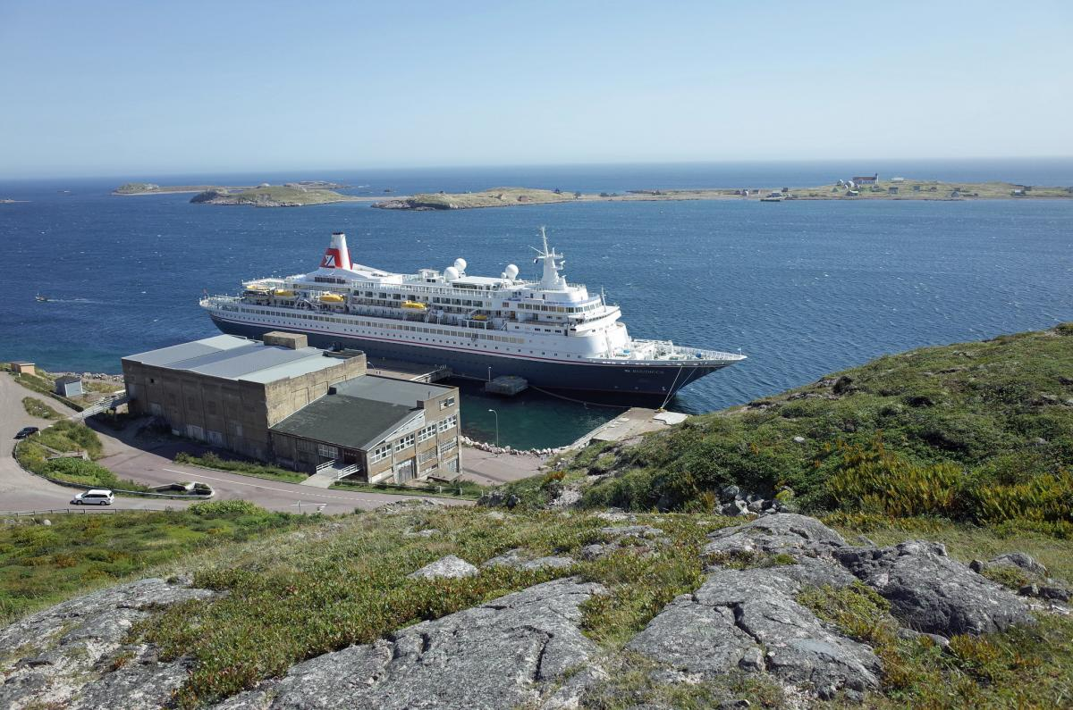 TO80SP Saint Pierre and Miquelon Islands Tourist attractions spot