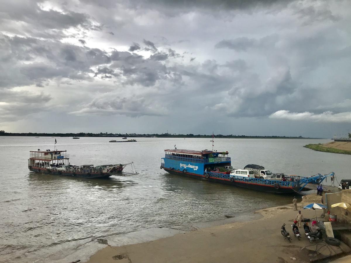 XU7AME Cambodia DX News