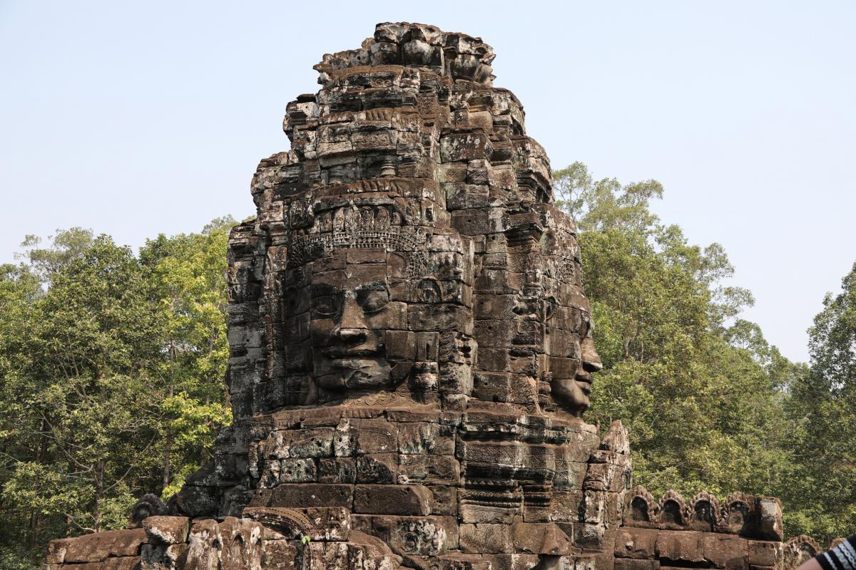 XU7AME Cambodia Tourist attractions spot