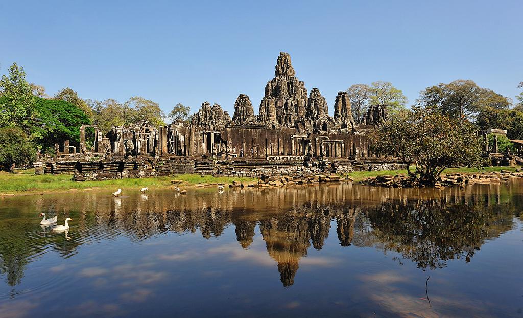 XU7XXX Bayon, Siem Reap, Cambodia. DX News