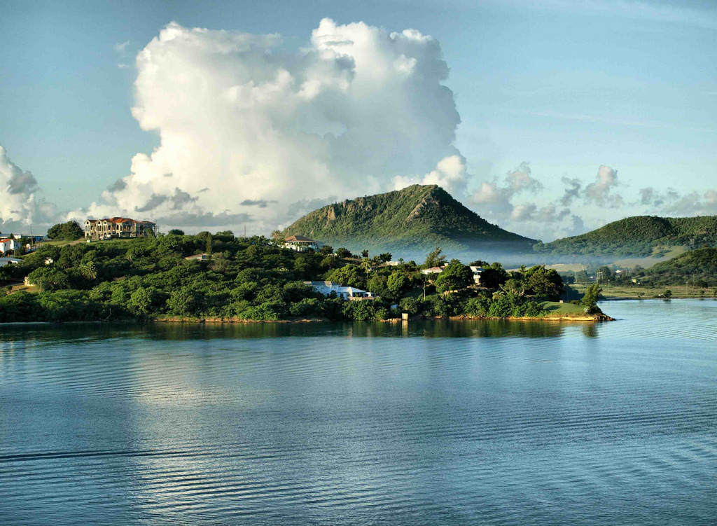 V26FF  Early Morning, Antigua Island. DX News
