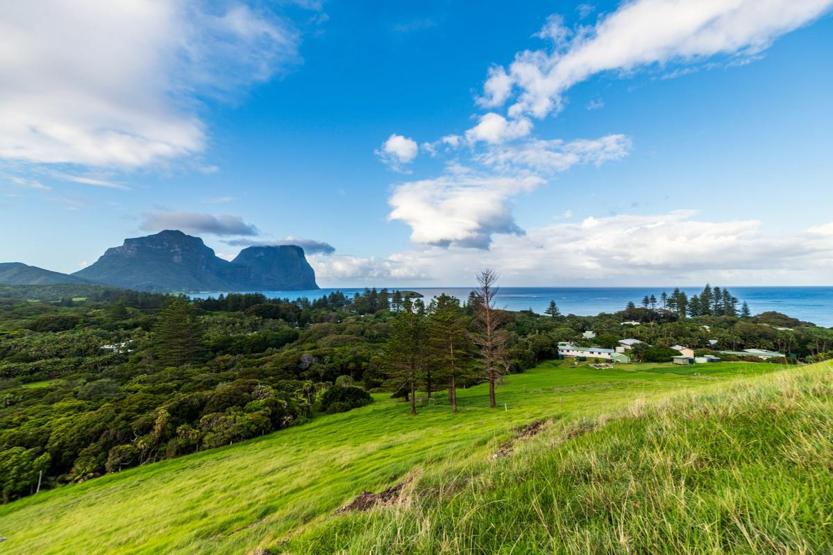 Lord Howe Island VK9APX Tourist attractions spot
