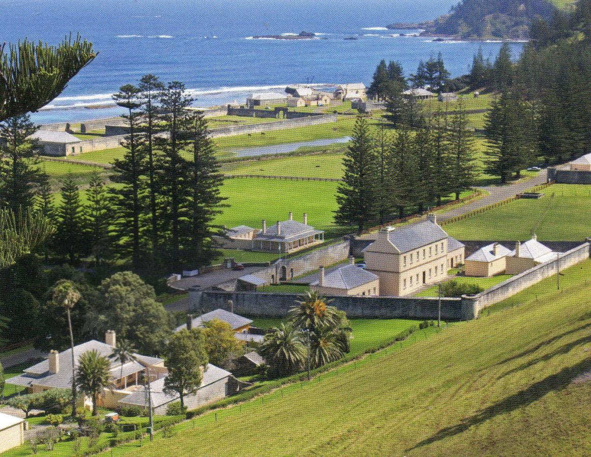 VK9NK Norfolk Island Tourist attractions spot