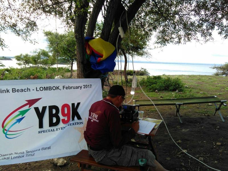 YB9K Lombok Island Photo 1