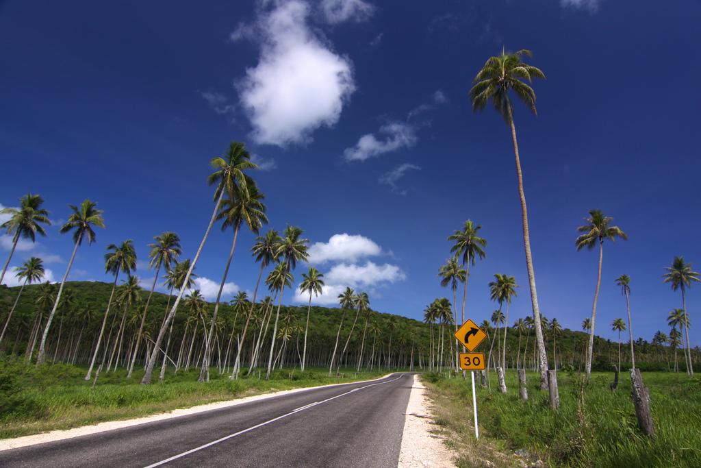 YJ0AG Efate Island, Vanuatu. Tourist attractions spot