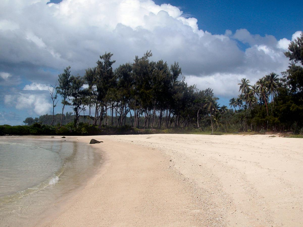 YJ0AG Beach, Efate Island, Vanuatu.