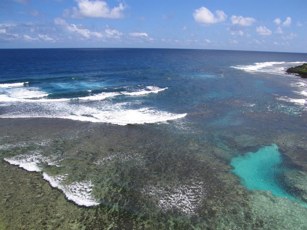 YJ0GC Остров Эфате, Вануату. Туристические достопримечательности.