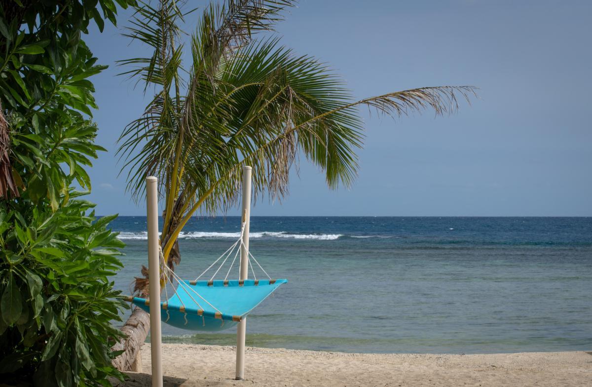 YJ0JA Breakas Beach, Efate Island, Vanuatu, Tourist attractions spot