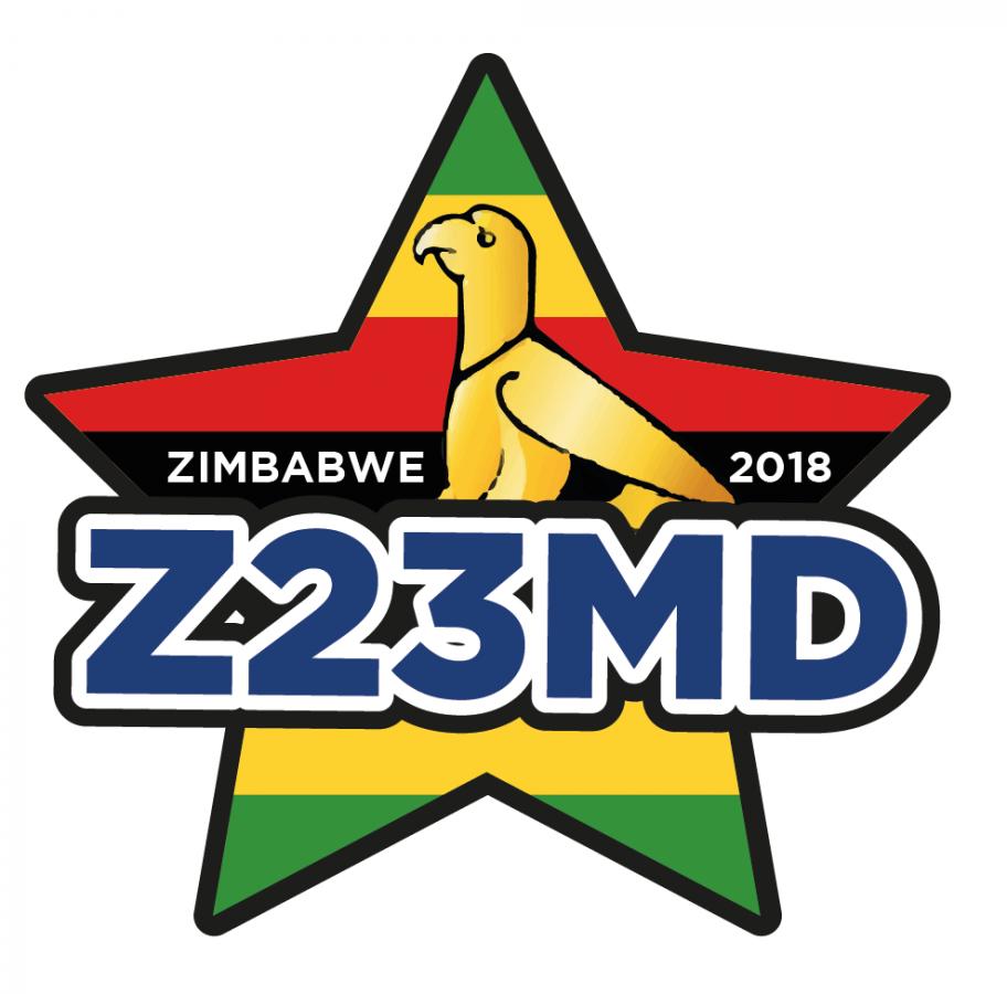 Z23MD Зимбабве Логотип DX экспедиции