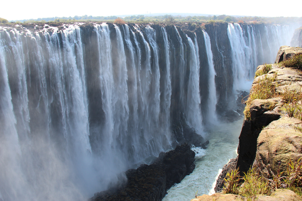 Zimbabwe Z25DX Victoria Falls
